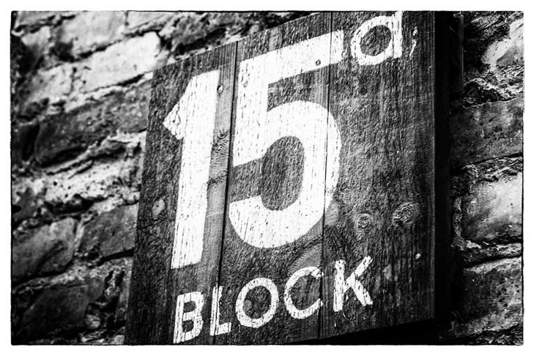 Block 15a, Auschwitz