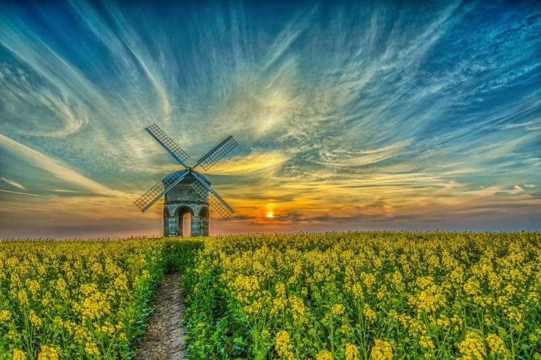 Chesterton Windmill 2