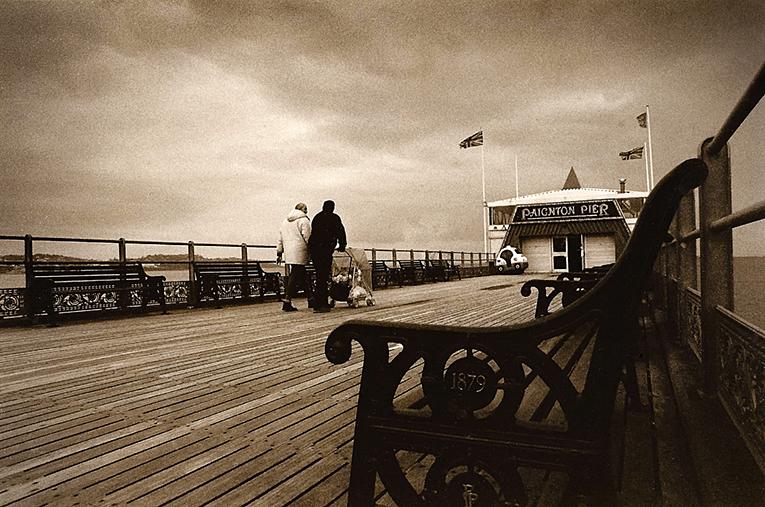 Paignton Pier in 1996