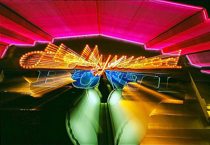 Zoom burst! 1995/6