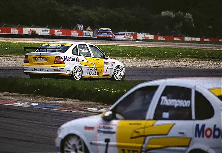 Thruxton 1996
