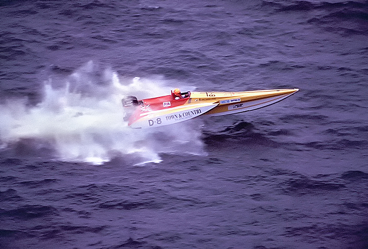 Torbay Powerboat race. 1995 or 96