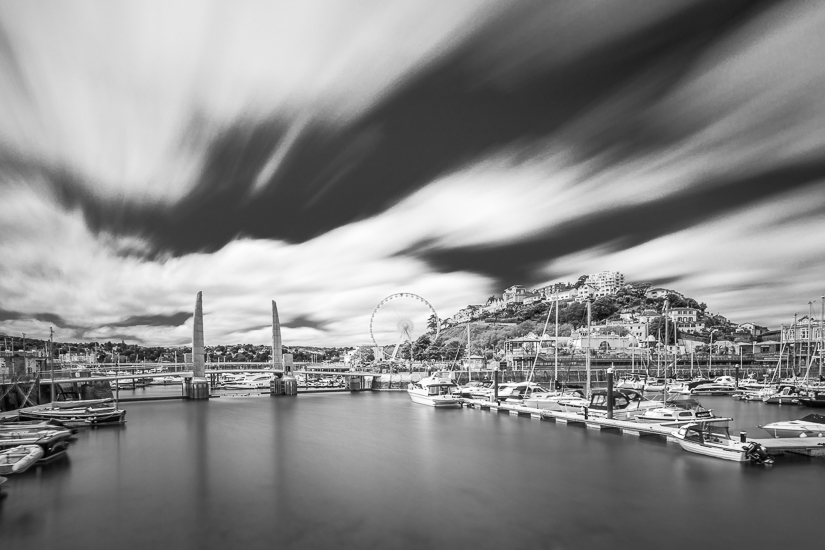 Torquay inner harbour