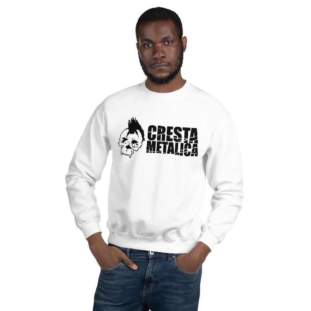 Cresta Metalica Unisex Sweatshirt - Cresta Store - Deskarriados