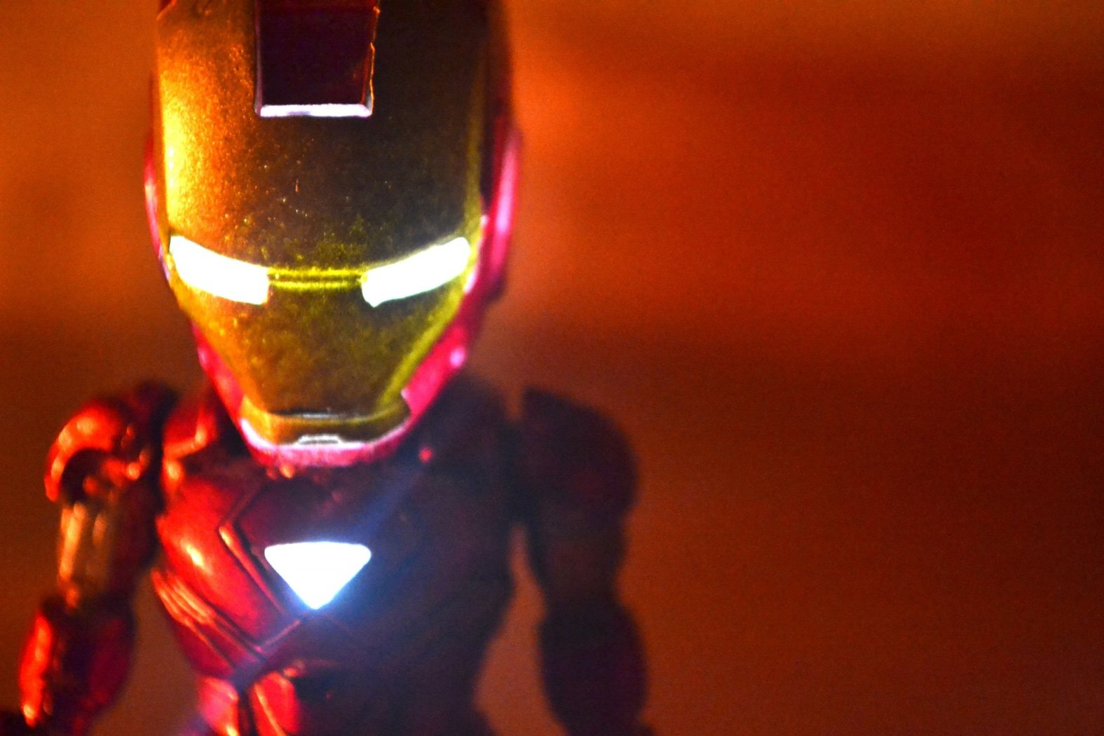 Ironman Toy