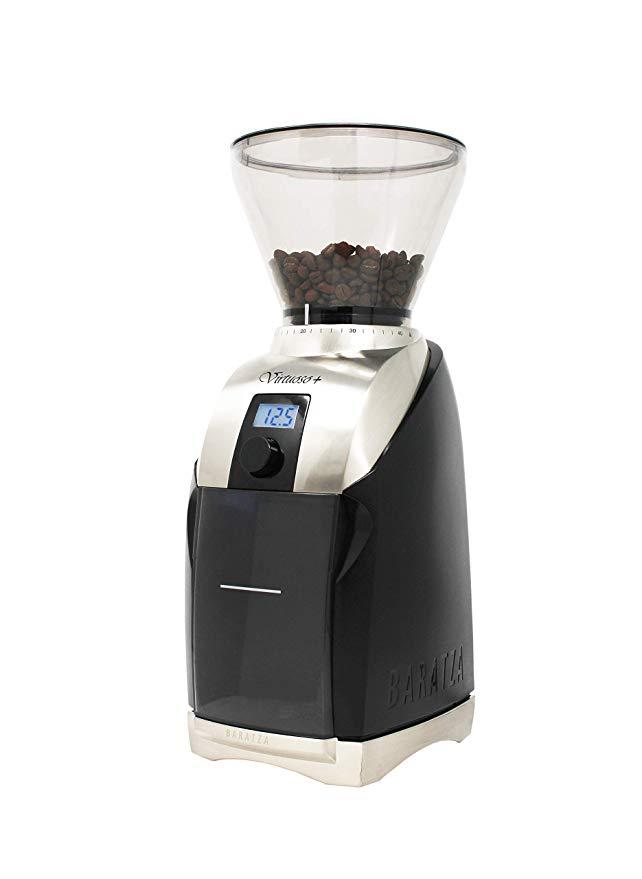 Best Coffee Grinder Baratza Virtuoso+ Coffee Grinder
