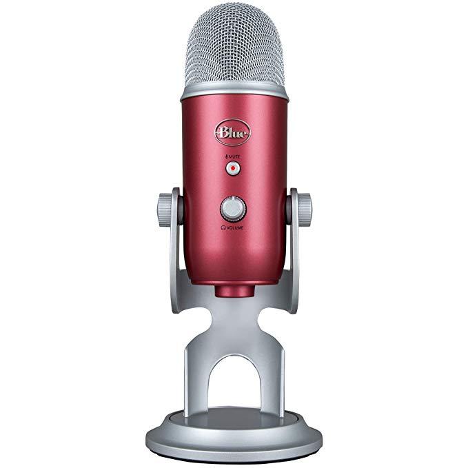 Best USB Microphone Blue Yeti USB Microphone
