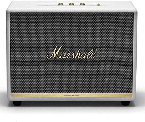 Best Home Bluetooth Speaker Marshall WOBURN II Bluetooth Speaker