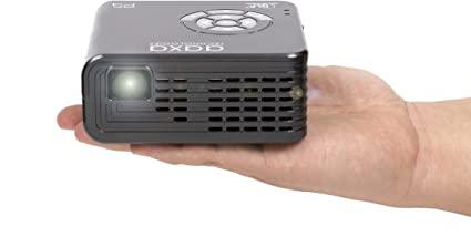 AAXA P6 600 Portable Mini Projector