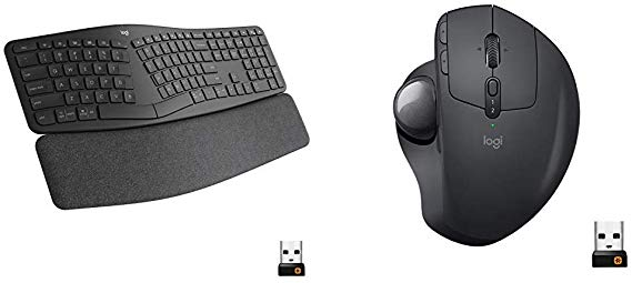 Best Ergonomic Keyboard Logitech Ergo K860 Ergonomic Keyboard