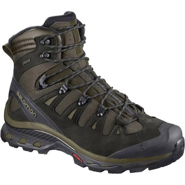 Best Men's Hiking Boots Salomon QUEST 4D 3 GTX Men's Hiking Boot