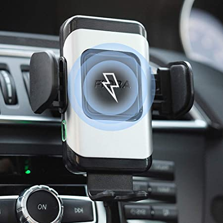 Best In-Car Wireless Charging Phone Mount  Fiora Ultimate Wireless Car Charger