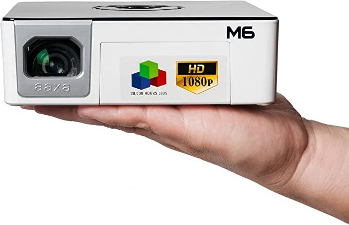 AAXA Technologies M6 Portable Mini Projector