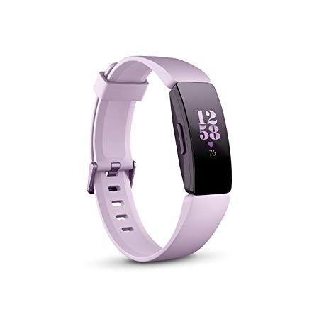 Best Fitness Trackers Fitbit Inspire HR Fitness Tracker