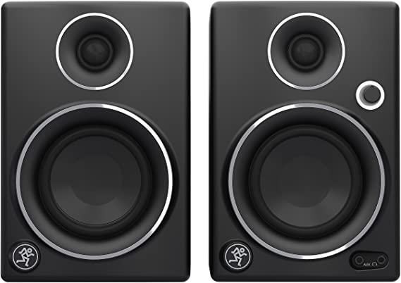 Best Computer Speaker Set Mackie CR4BT Computer Speakers