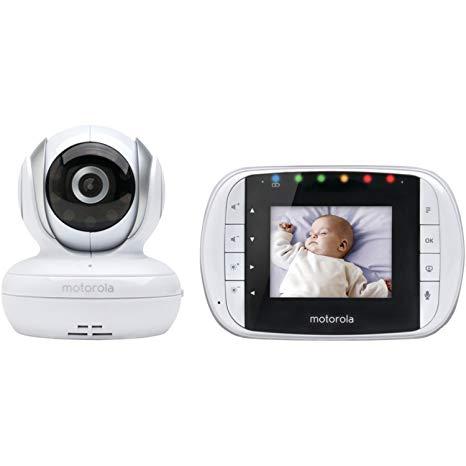 Motorola MBP36S Baby Monitor