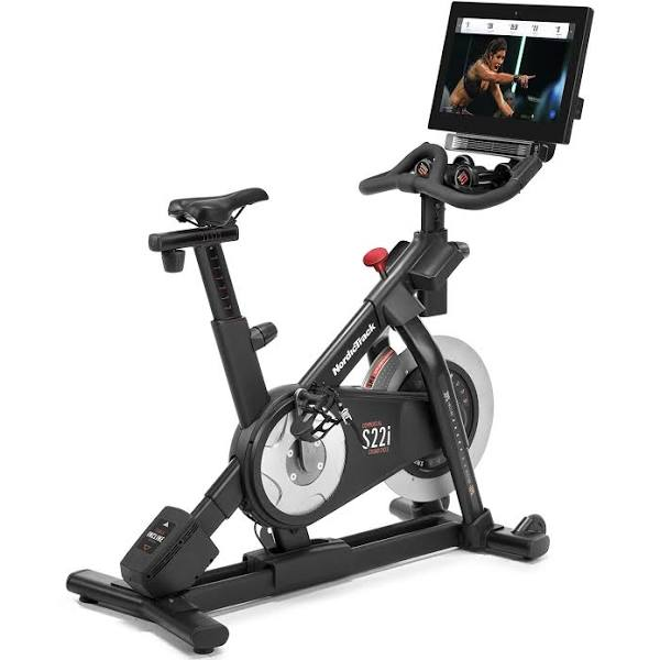 NordicTrack Commercial S22i Studio Cycle Indoor Exercise Bike
