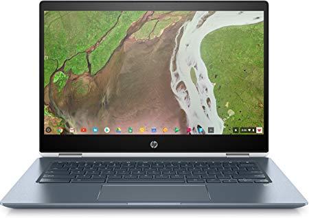 Best Chromebook HP Chromebook x360 14 Laptop Computer