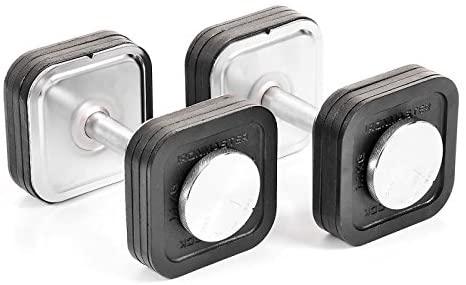 Ironmaster 45-Pound Quick-Lock Adjustable Dumbbells