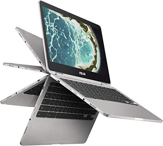 Best Chromebook Asus Chromebook Flip C302CA Laptop Computer