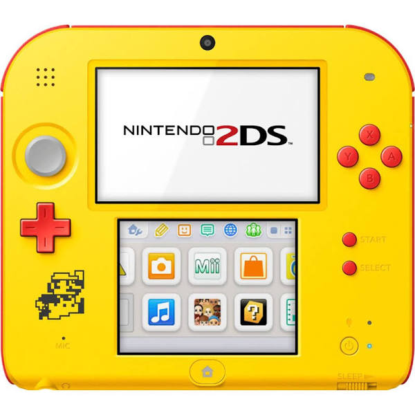 Nintendo 2DS Handheld Gaming Console