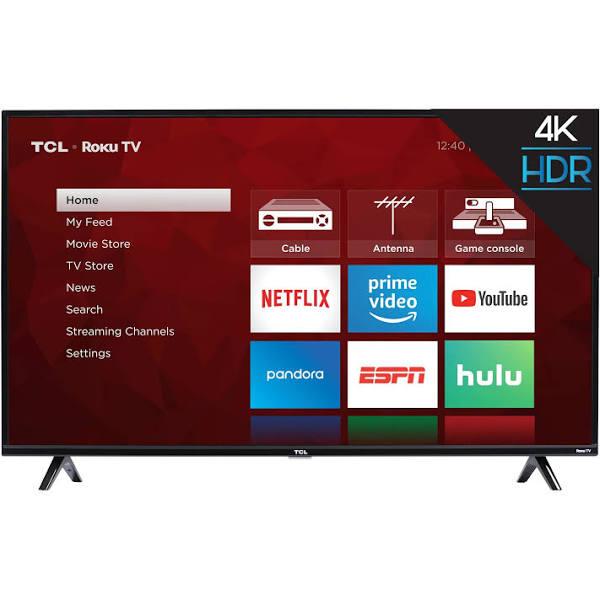 TCL 4-Series 4K TV