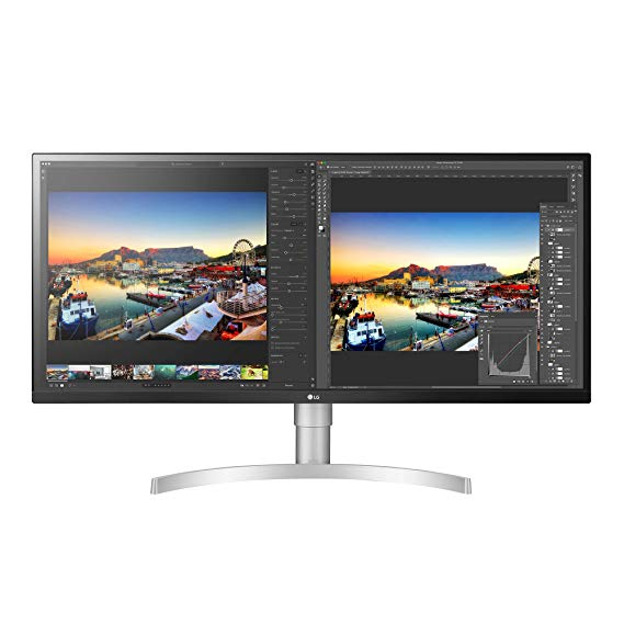 LG 34WK650-W Ultrawide Monitor