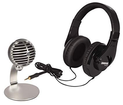 Best USB Microphone Shure MV5 USB Microphone