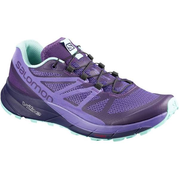Best Women's Trail Running Shoes Salomon Sense Ride Women's Trail Running Shoes