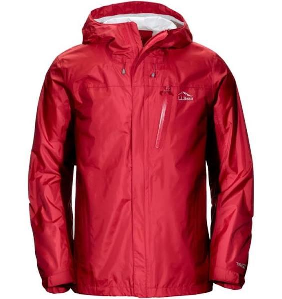 Best Men's Lightweight Rain Jackets L.L.Bean Trail Model Men's Rain Jacket