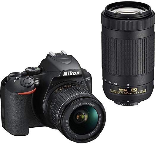 Best Beginner DSLR Nikon D3500 DSLR Camera