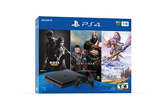 Best Gaming Console PlayStation PlayStation 4 slim Gaming Console