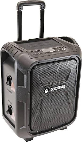 EcoXGear EcoBoulder+ Portable Bluetooth Speaker