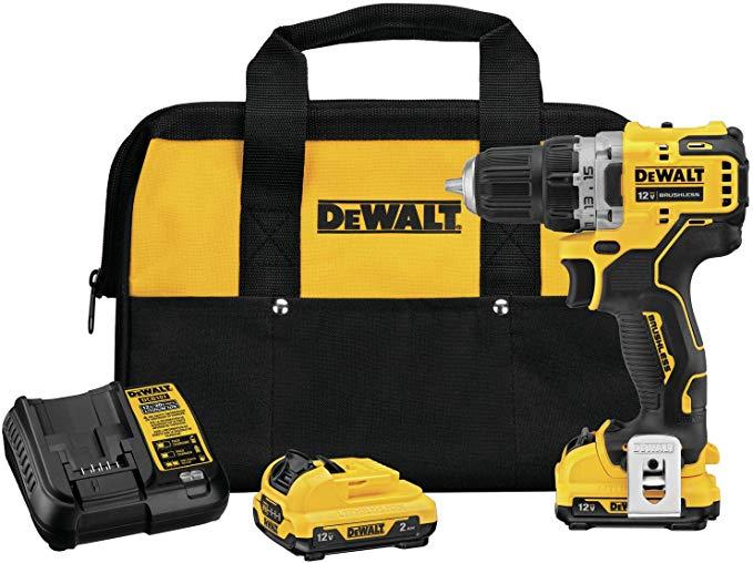 Best Drill Dewalt XTREME 12V MAX Drill