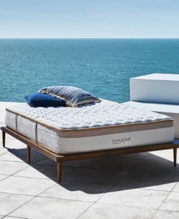 Saatva Loom and Leaf Relaxed Firm Mattress