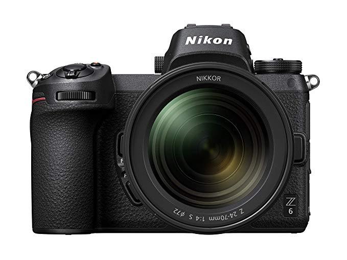 Best Full-Frame Mirrorless Camera Nikon Z6 Full-Frame Mirrorless Camera