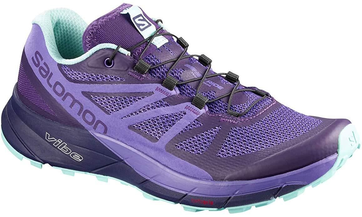 Best Men's Trail Running Shoes Salomon Sense Ride Men's Trail Running Shoes