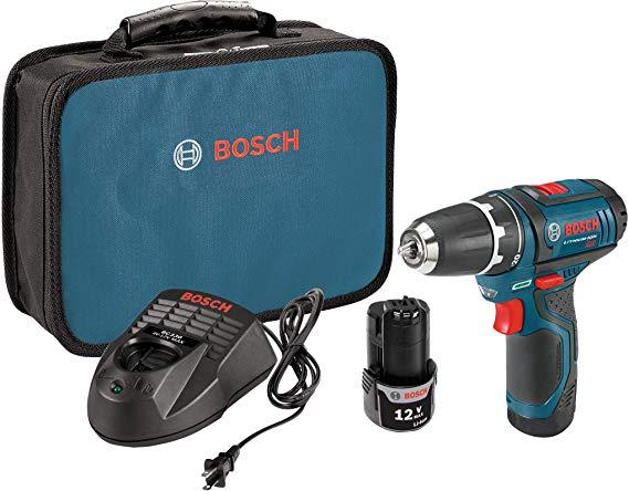 Bosch PS31-2A 12-Volt Max Drill/Driver Kit Drill/Driver Kit