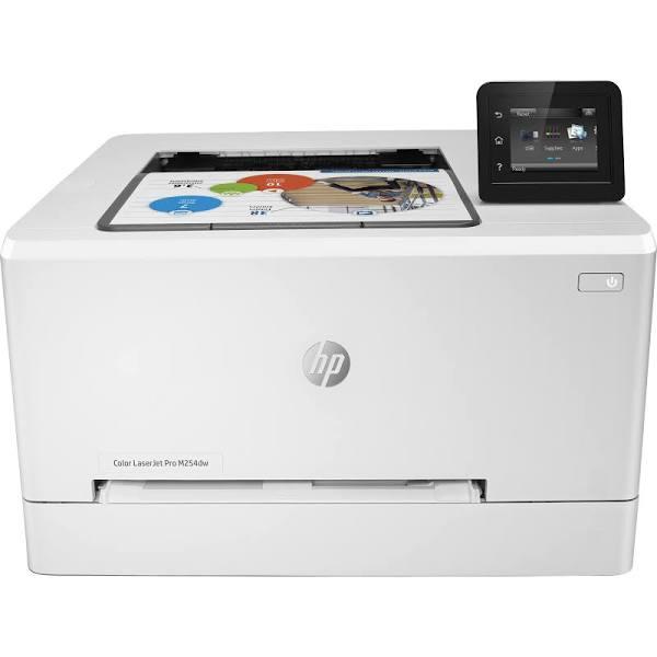 Best Home Printers HP Color LaserJet Pro M254dw Laser Printer