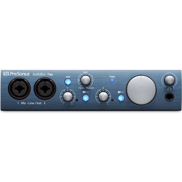 Best USB Audio Interface PreSonus Audiobox iTwo USB Audio Interface