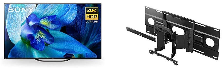 Best OLED TV Sony A8G OLED TV