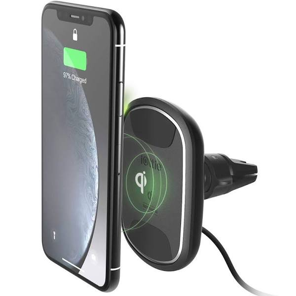Best In-Car Wireless Charging Phone Mount  iOttie iTap 2 Wireless  Wireless Charging Car Mount