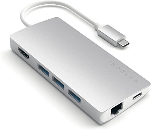 Satechi Multi-Port Adapter V2 USB-C Hub