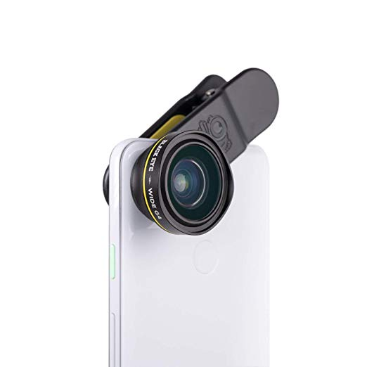 Best Lenses Attachments for iPhone Black Eye Pro Cinema Wide G4 Smartphone Lens Attachment