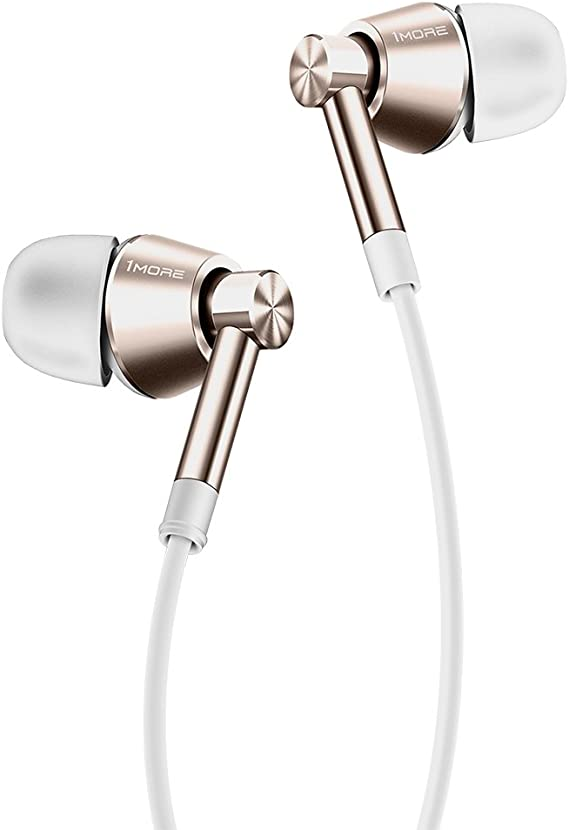 1More Dual Drive Earbuds