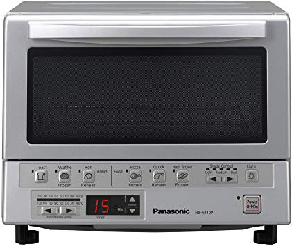 Best Toaster Oven Panasonic FlashXpress Toaster Oven