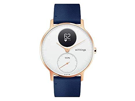 Best Android Smartwatch Withings Steel HR Smartwatch
