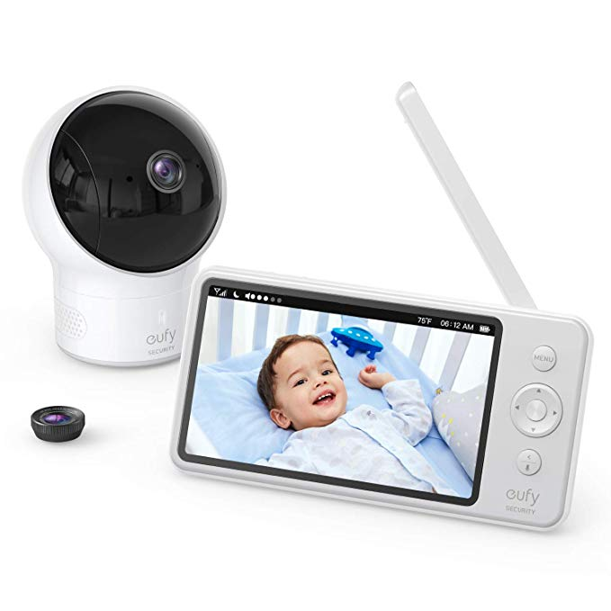 Best Baby Monitor Eufy SpaceView Baby Monitor