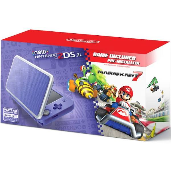 Nintendo 2DS XL Handheld Gaming Console