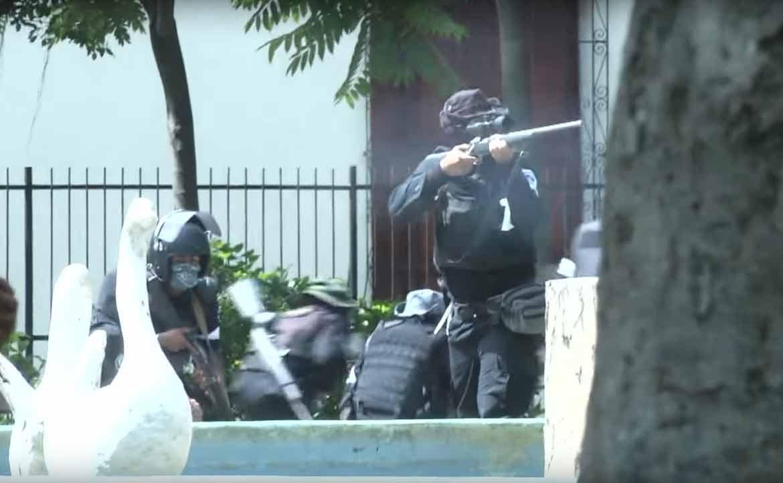 「自己人殺自己人」,「尼加拉瓜悲劇」已釀 300 死──能走的都走了,我為什麼還回來?